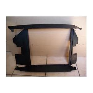 Buse/ guide air de radiateur d'origine, pour tous modèles, toutes marques, tous véhicules.